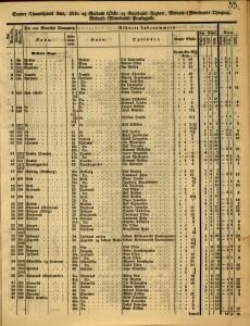 Matrikkel 1838