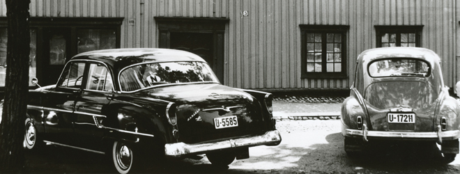 Gamle registreringsnummer bil