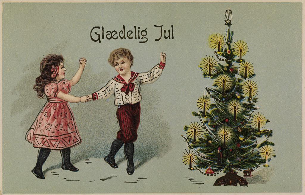 Julekort 1913