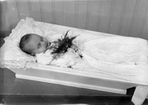 Barnedødelighet kilde Statsarkivet